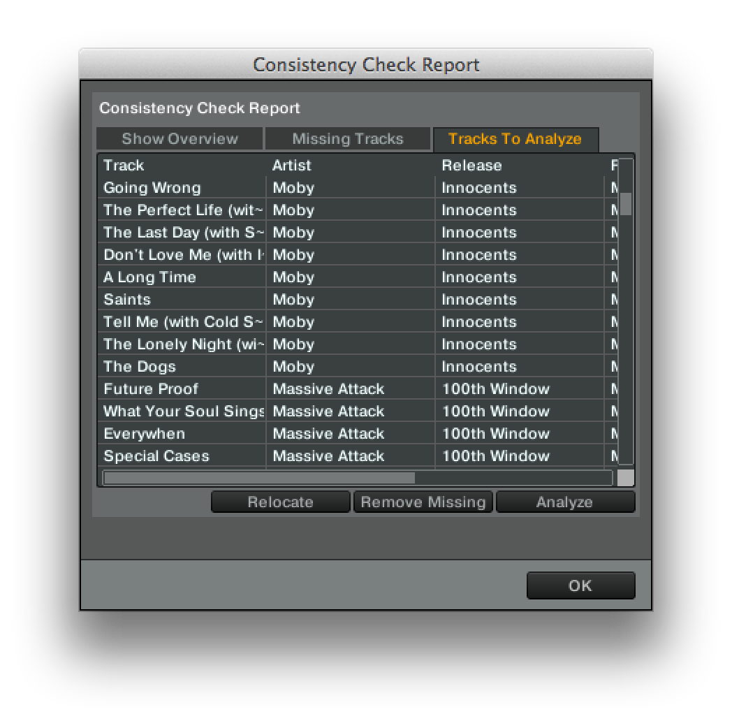traktor-bpm-consistency-check-report