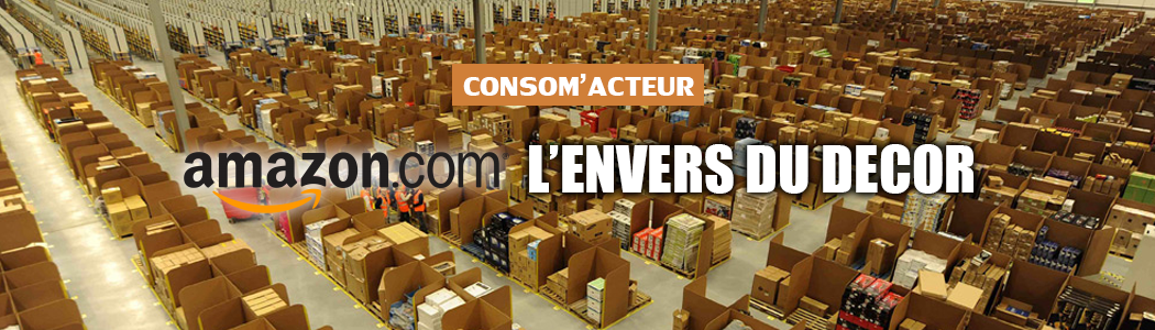 Amazon.fr : l'envers du décor