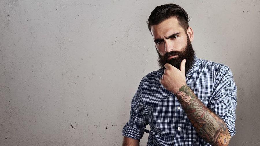 Adourcir sa barbe avec une recette maison