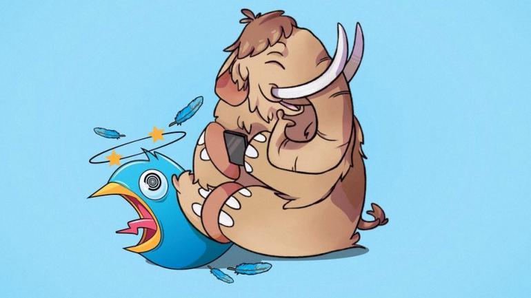 Mastodon ? Plus qu'un gros mammouth, un nouveau réseau